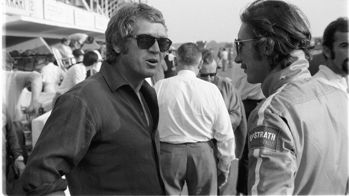What are some details from Steve McQueen's biography?
