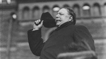 What Are Some Facts About President William Taft?