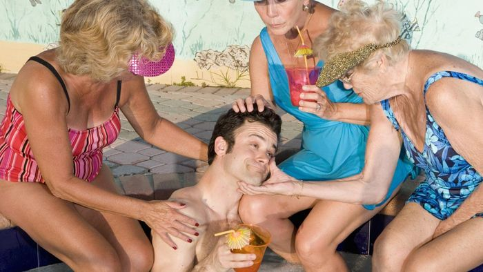 Where Can a Young Man Find a Sugar Momma Online?