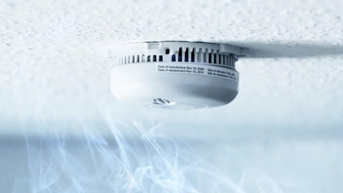 Where Should Home Smoke Alarms Be Installed?