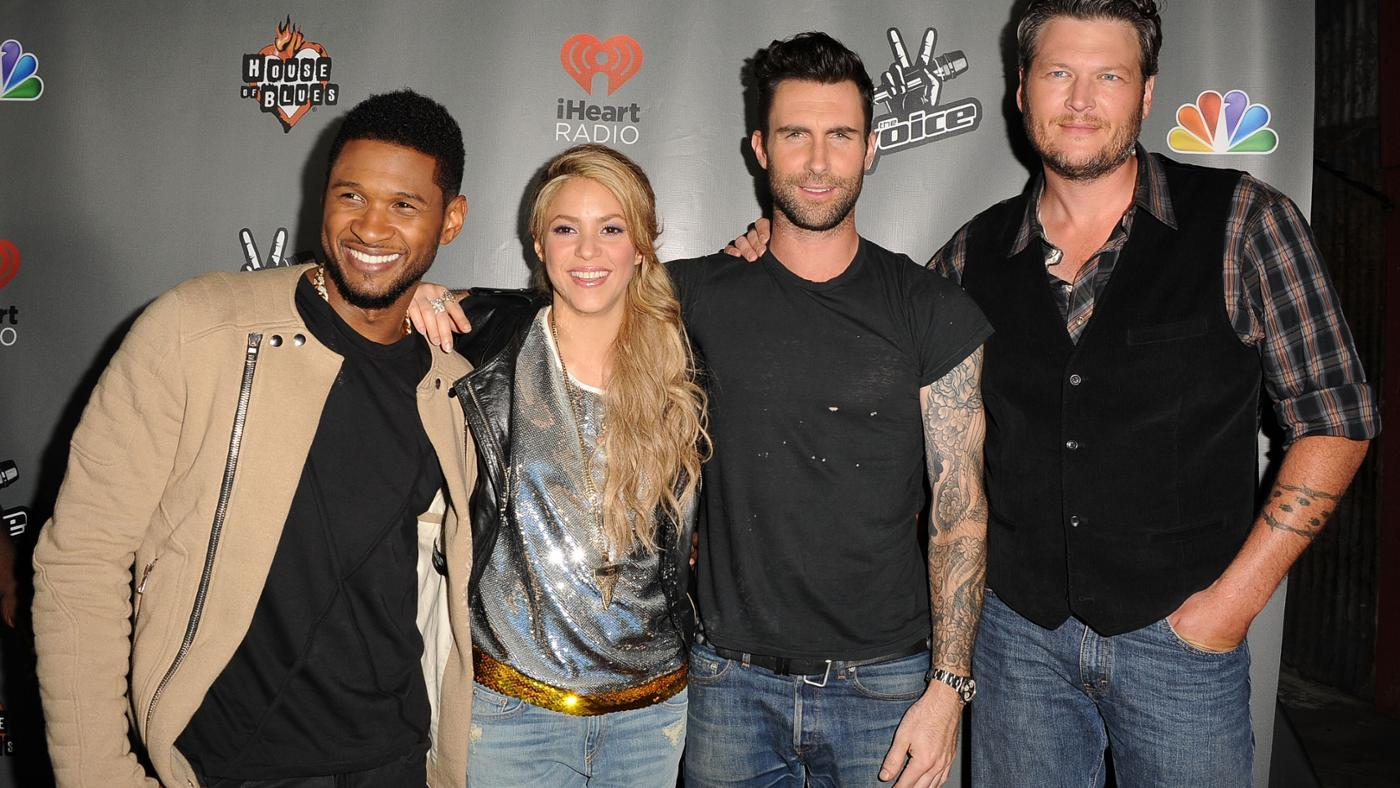 "Who Were the Coaches on the 2014 Season of ""The Voice?""?"