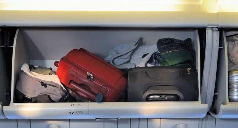 What Are the Maximum Dimensions for Carry-on Luggage?