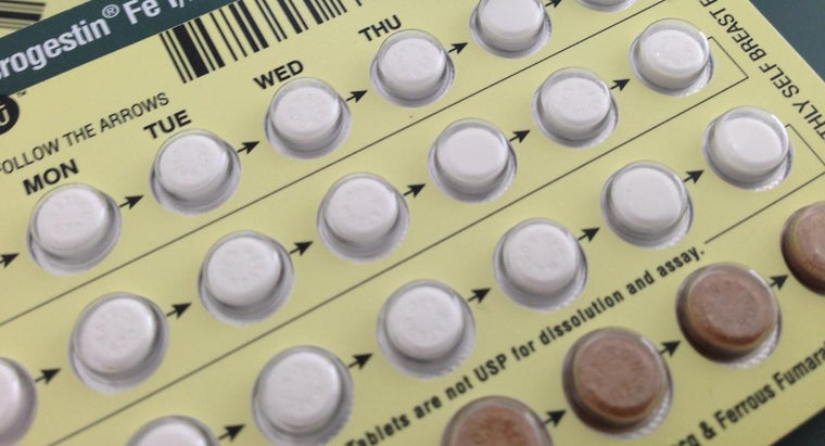 What Are Some Popular Birth Control Pills?