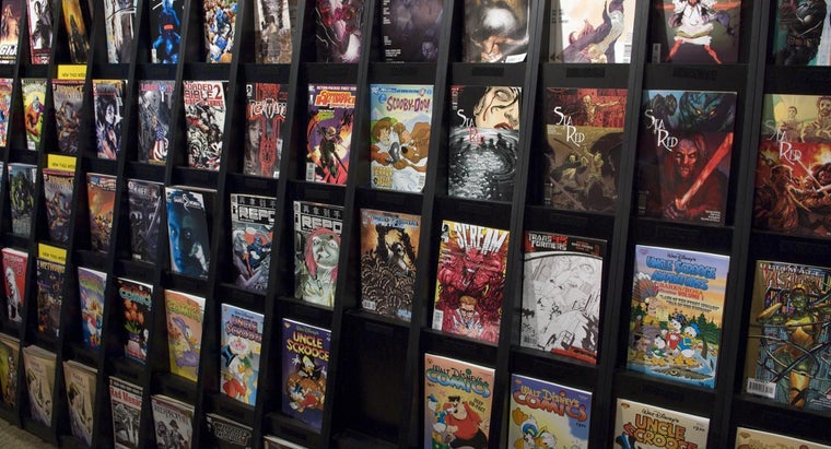 How Can You Determine the Value of Comic Books?