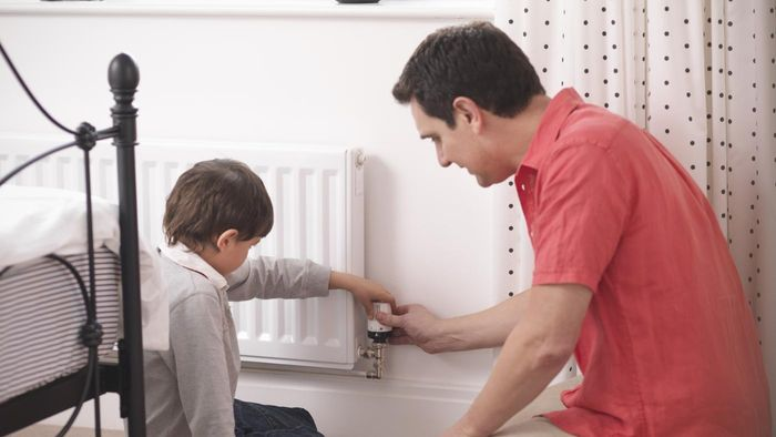 Are central air conditioners energy efficient?
