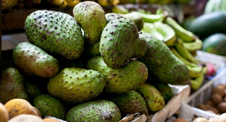 What Retailers Sell Soursop?
