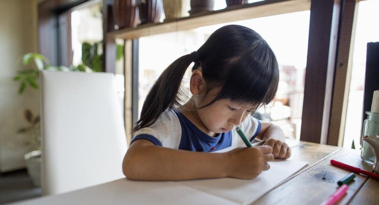 What Are Some Easy Drawings for Kids?