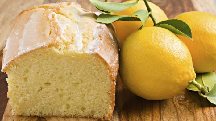 What Is a Recipe to Make a Lemon Pound Cake From Scratch?