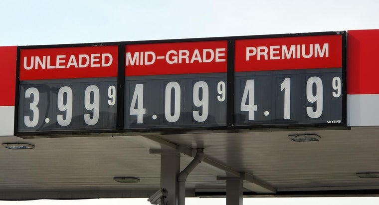 Does the Price of Gasoline Change Often?