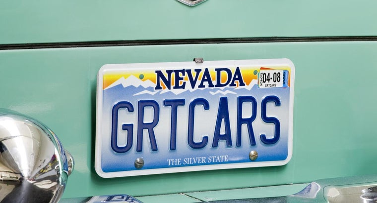 What Are Some Funny Ideas for a Personalized License Plate?