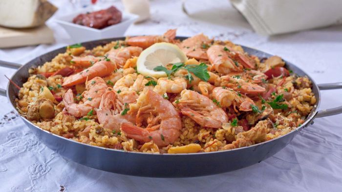 What Is a Good Shrimp and Rice Recipe?