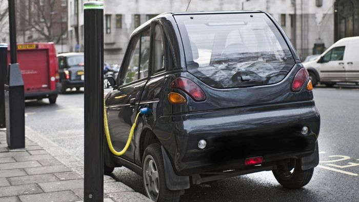 What Are the Safety Ratings for the Top Five Electric Cars?