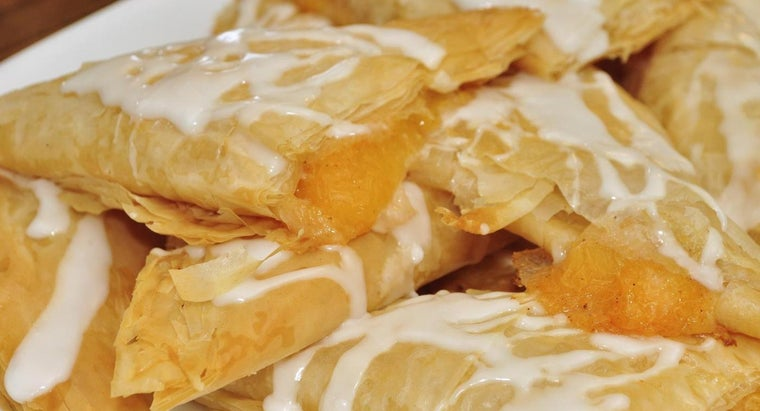 What Are Some Apple Phyllo Dough Recipes?