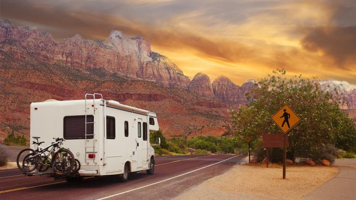 How Do You Find Used Class C Motor Homes?
