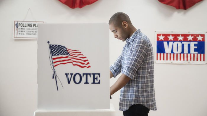 How Do You Find Your Local Voting Polls?
