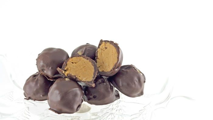 What Is the Recipe for Peanut Butter Buckeyes?