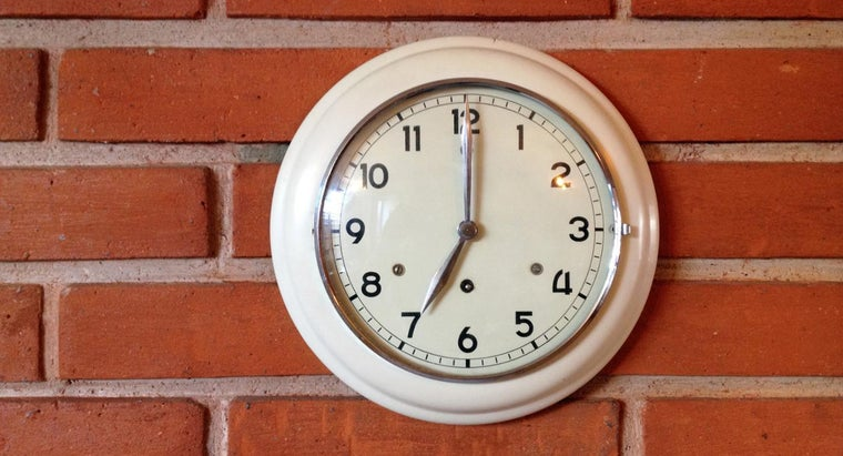 Where Can You Find a Replacement Battery for a Clock?
