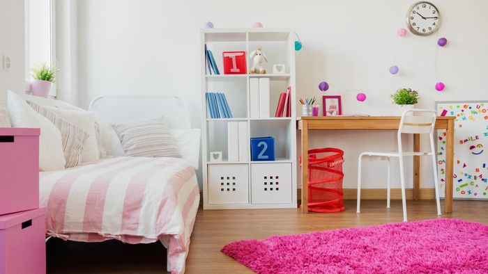 What are some of the most popular ideas for painting a kids room?