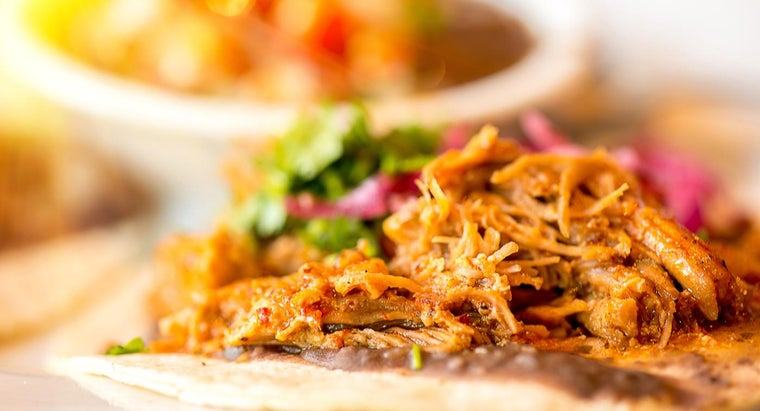 What Is a Recipe for Mexican Pork Carnitas?