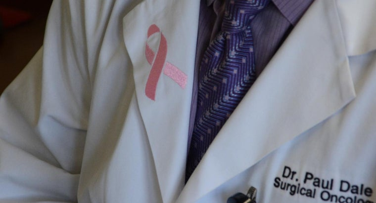 When Were Colored Ribbons First Used to Represent Cancer Research?