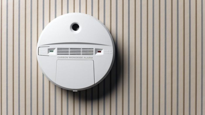 What are signs of carbon monoxide in the home?