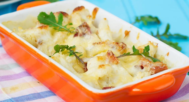 What Is the Recipe for Cauliflower Casserole?