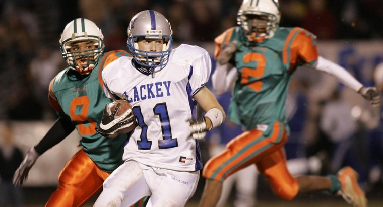 When Are High School Football Playoffs Typically Held?