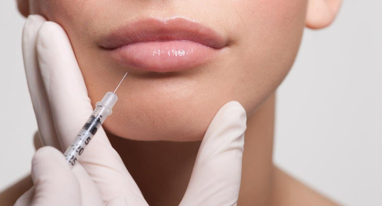 What Is the Average Cost of Filler Injections for the Lips?