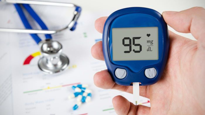 What is the effect of low blood sugar?
