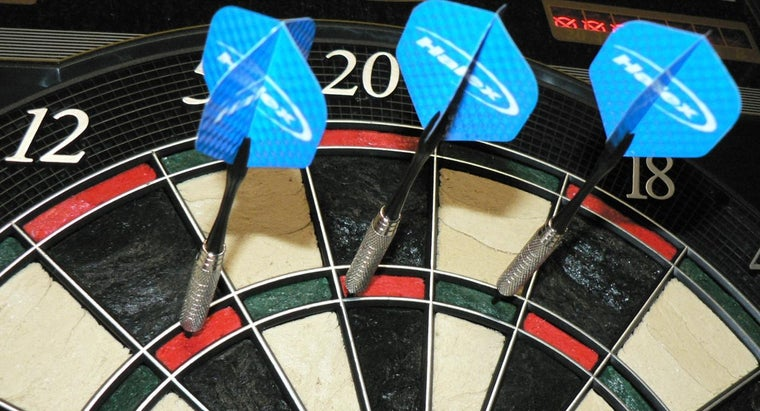 What Are the Rules and Redulations for Darts?