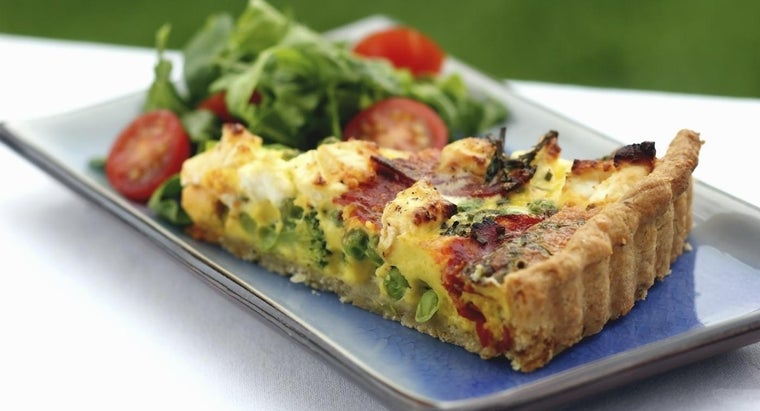 What Is an Easy Sausage Quiche Recipe?