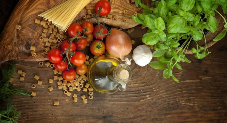 What Spices Are Used in Most Italian Recipes?