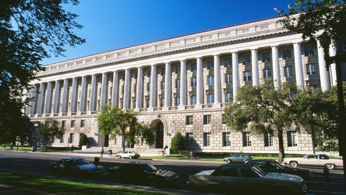 What Is the Mailing Address for the Federal IRS?