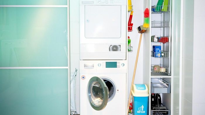 How Much Space Is Needed for a Stackable Washer and Dryer?
