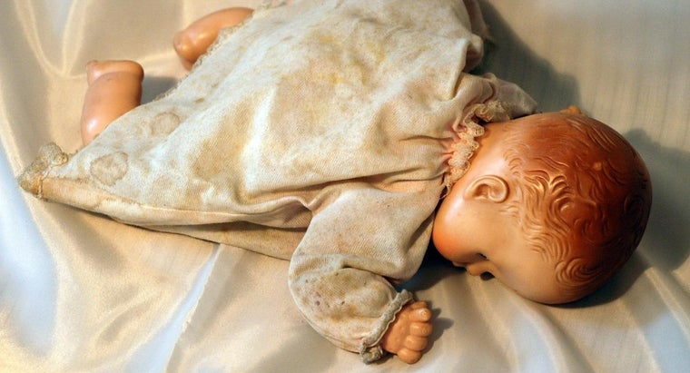 Where Do Collectors Find Valuable Old Dolls?