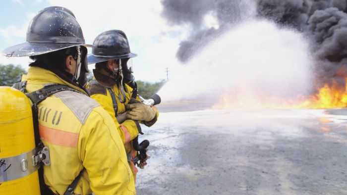 Can You Become a Fire Fighter Online?