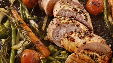 How Do You Calculate How Long a Pork Roast Should Cook in the Oven?