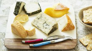 What Are Some Popular Cheeses in America?
