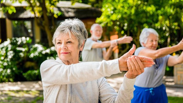 Is It Harmful for Older People to Exercise?
