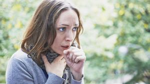 What is a remedy for an allergy cough?