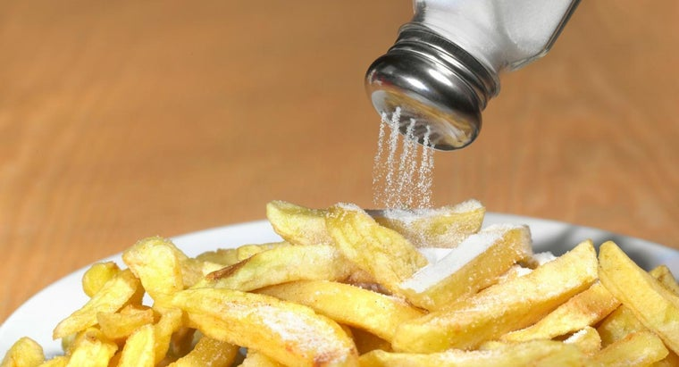 What Causes High Sodium Levels?
