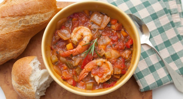 What Is an Easy Shrimp Gumbo Recipe?
