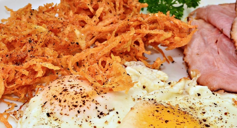 What Is a Simple Hash Brown Recipe?
