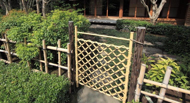 What Are Some Types of Fencing for Yards?