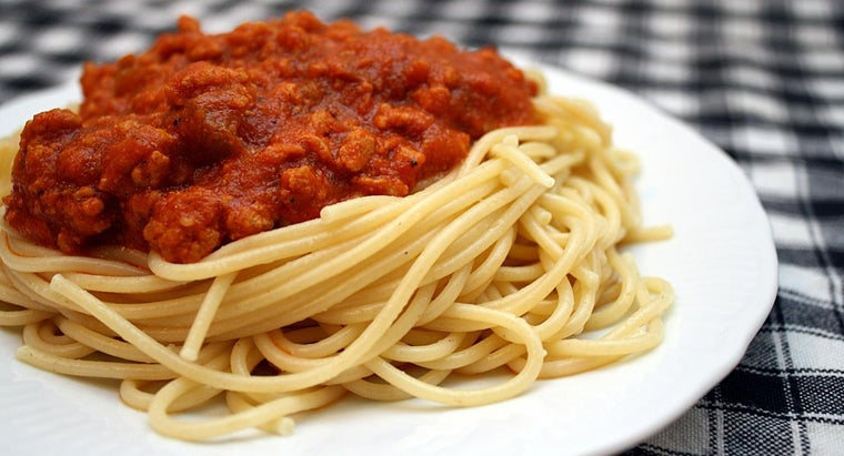 What Are Some Simple Spaghetti Sauce Recipes?