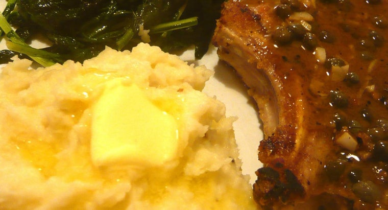 Does Rachael Ray Have a Mashed Potato Recipe?