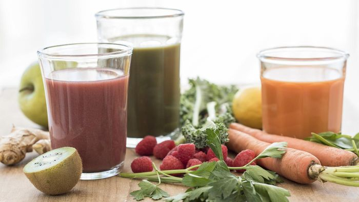 What Are the Top Three Low-Calorie Juice Recipes?