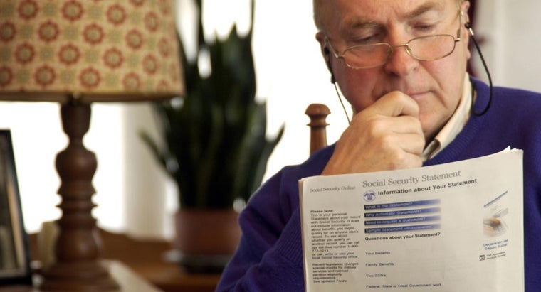 How Do You Estimate Your Social Security Retirement Benefit?