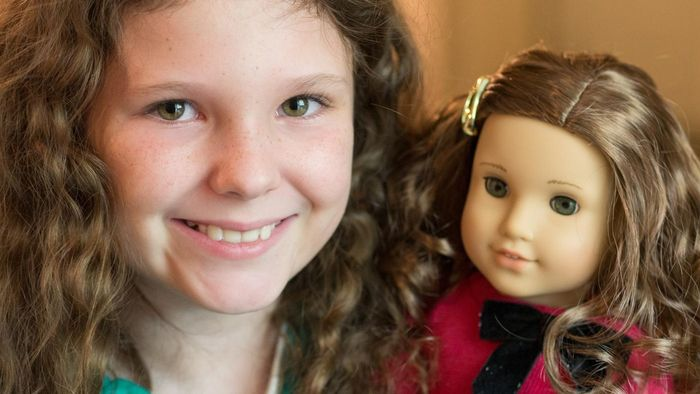 How Do You Create Your Own American Girl Doll That Looks Like You?