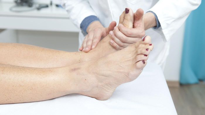 What Are Some Causes of Pain in the Soles of the Feet?